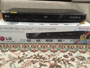 LG HD Player/SteamVac/Coffee maker/Hamiltton Beach/ BBQ/Vtech Ph