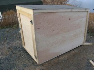 SHED (plywood)