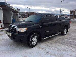 "Toyota Tundra SR5 TRD ""UNE SEULE TAXE"""
