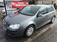 2005 VW GOLF FSI S, 1 YEAR MOT, WARRANTY, NOT FOCUS MEGANE A3 ASTRA LEON BRAVO