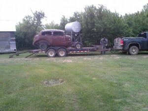 SELLING HOT ROD PROJECT