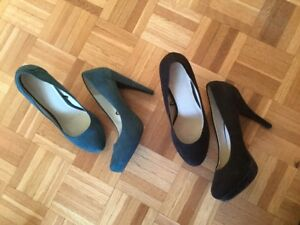 -=-Talons hauts - taille 10 - 10$ch-=-