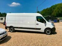 2015 Vauxhall Movano 2.3 CDTi ecoFLEX H2 Van 110ps PANEL VAN Diesel Manual