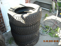 Goodyear Nordic Winter tires- Negotiable