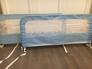 Summer infant double safety bed rails