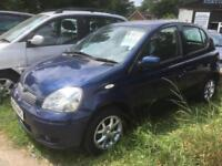 Toyota Yaris 1.3 VVT-i Colour Collection - HPI Clear