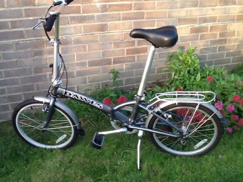 Dawes Jack Folding Bicycle- excellent condition