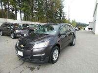 2015 Chev Traverse All Wheel Drive, loaded, Immaculate conditon