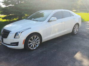 2015 Cadillac ATS Lease Take over -  8 months Left