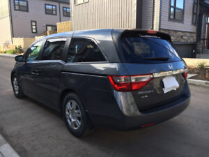 Honda Odyssey 2012 - Very Clean with Low Km