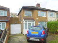 4 BEDROOM SEMI DETACHED HOUSE TO RENT IN RUISLIP IDEAL FOR SHARERS AVAILABLE NOW