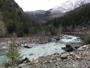Gold placer claim for sale