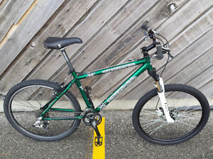 KONA,SRAM and Shimano XT components,24 speed,very good Condition