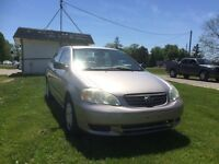 2003 Toyota Corolla CE ***SAFETY + ETESTED****