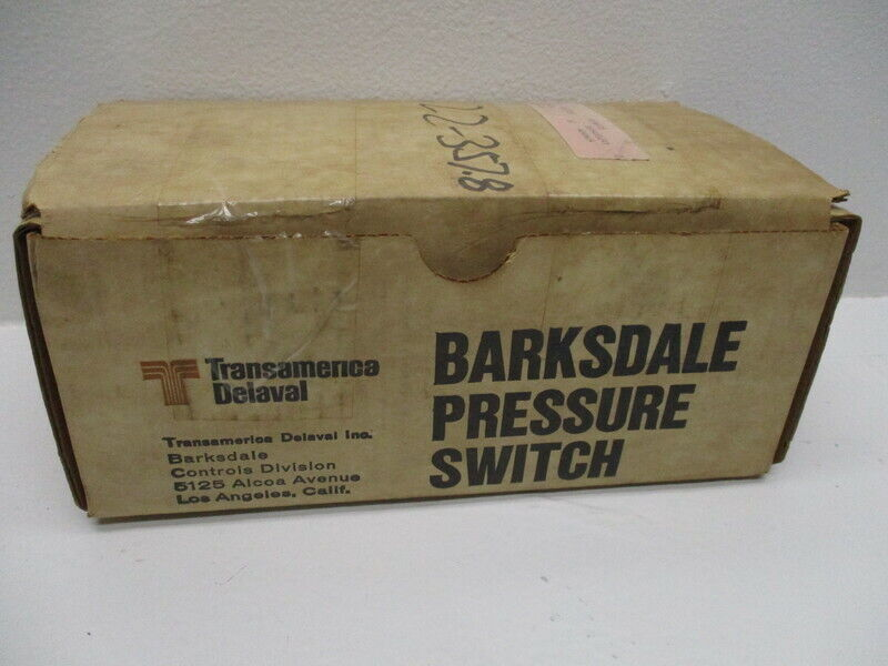 BARKSDALE VCD2H-D18 * NEW IN BOX *