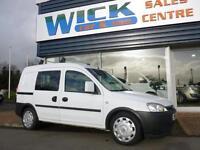 2011 Vauxhall COMBO CREW 1.3 CDTI Van *VERY LOW MILES* Manual Combi Van