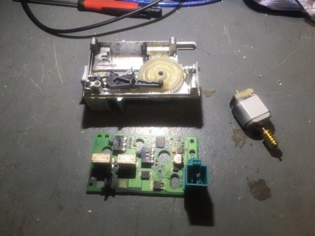 Mercedes steering lock repair service w204 w207 w212 | in Huntingdon