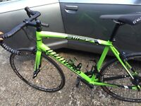 Specialized Allez sport with lots of upgrades