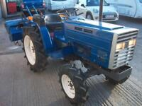 SHIBAURA 4X4 COMPACT TRACTOR AS MADE BY NEW HOLLAND