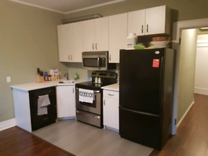 2BR steps away from St. Joseph's hospital