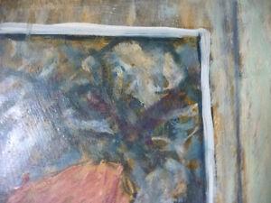 Original Oil by Geoffrey Traunter 'The Art Class' : Portraiture Stratford Kitchener Area image 8