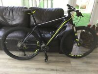Cube Mountain Bike,Ltd Race, 21 inch frame, 29er