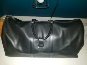Louis Vuitton Epi Leather Keepall 45