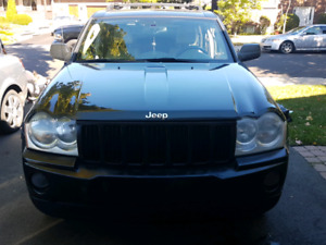JEEP GRAND CHEROKEE LIMITED 2005 5.7L NAVIGATION
