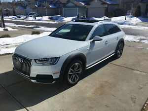 2017 Audi A4 Allroad technik Wagon