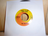 1,000's of 45 rpm records (45's) for sale send for list.