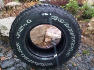 Unused LT 30 9.5 15 Tire