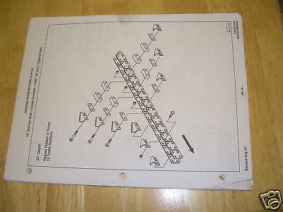 Bobcat Trencher Skidsteer Service Manual