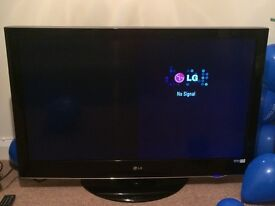 LG 42 inch TV pick up only