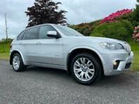 2011 BMW X5 xDrive40d M Sport **7 SEATER**LOW MILES**306BHP**