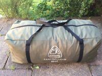 Eurohike Sandringham 4-berth tent