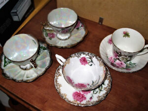 porcelain teacup sets