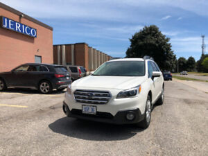 2016 Subaru Outback - Great Condition - Low KM's