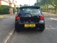 2005 Toyota Yaris 1.3 Colour Collection! FTSH! Full Main Dealer Service History!