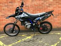 2013 YAMAHA WR 125 R LEARNER LEGAL FULL 12 MONTHS MOT DELIVERY AVAILABLE