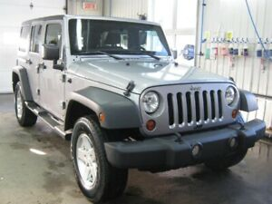 Jeep Wrangler Unlimited 4WD Sport 2013