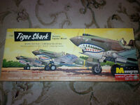 Tiger Shark - Historic Fighter Model