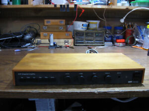 Vintage A & R Cambridge Integrated Amp