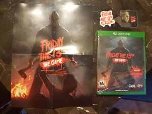 Xbox one Friday The 13th