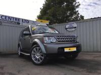 Land Rover Discovery 4 2.7TD V6 2010MY GS 4X4