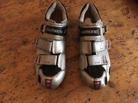 Shimano cycling shoes size 47