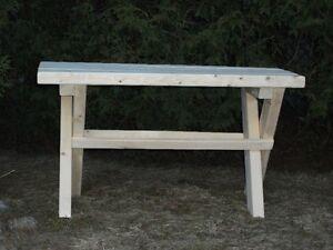Garden benches/outdoor benches
