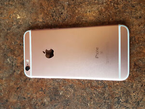 64GB iPhone 6S Rose Gold (Rogers)