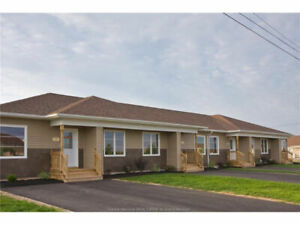 50 Sugarloaf Crt. Riverview, NB - NEW Townhouse 3 Bed 2 Bath