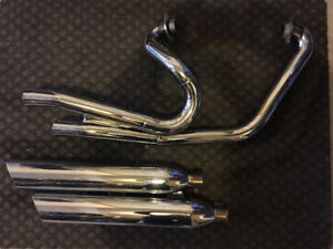 Victory Hammer Stage 1 exhaust