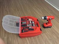 Black & Decker Electronic Drill sets